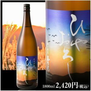 玉乃光 敬老の日 日本酒 純米吟醸 ひやおろし 1800ml×1本 ギフト 季節限定 数量限定