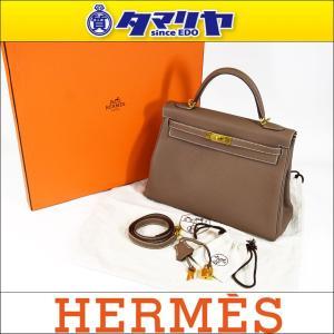 Hermes エルメス Kelly ケリー32 エトープ ト...