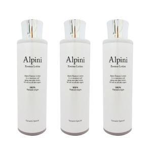 送料無料 完全無添加保湿化粧水 アルピニエッセンスローション150ml(3本セット) オーガニック成分12種類配合 エイジングケア完全無添加保湿美容水