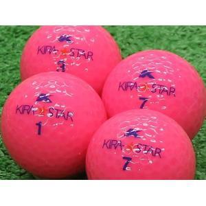 ロストボール Aランク ロゴなし キャスコ KIRA★STAR ピンク 2010年モデル 20個セット