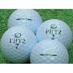 ロストボール Aランク ロゴなし ツアーステージ PHYZ パールグリーン 2013年モデル 20個セット