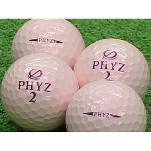 ロストボール Aランク ロゴなし ツアーステージ PHYZ パールピンク 2013年モデル 20個セット