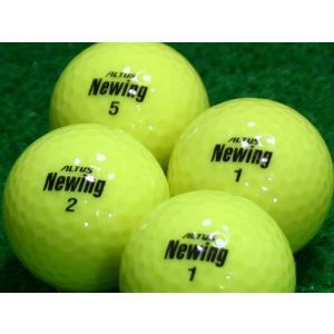 ロストボール Aランク ロゴなし ニューイング ビビッドニューイング ビビッドイエロー 20個セット