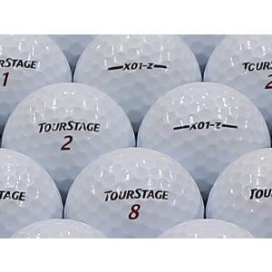 ロストボール ABランク ロゴなし ツアーステージ X01z ホワイト 2012年モデル 20個セット