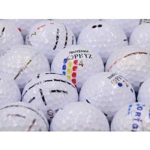 ロストボール 落書きABランク ツアーステージ PHYZ ホワイト・パールホワイト混合 20個セット
