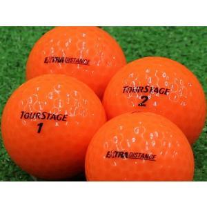 ロストボール Aランク ロゴなし ツアーステージ EXTRA DISTANCE オレンジ 2014年モデル 1個