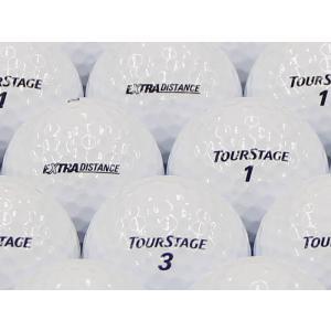 ロストボール ABランク ロゴあり ツアーステージ EXTRA DISTANCE ホワイト 2014年モデル 1個