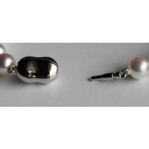 パールネックレス イヤリングセット 8-8.5mm  花珠 アコヤ真珠|tamatyan|04