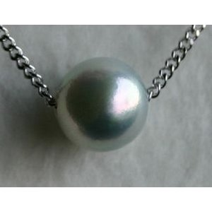 アコヤ真珠1粒スルーパールネックレス 6-6.5mm 伊勢志摩産あこや真珠|tamatyan|02