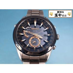 セイコー 腕時計 GPS ソーラーアストロン SBXA-005 7X52-0AA0 チタン