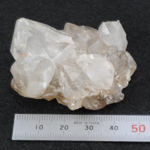 エレスチャル&カテドラル・スモーキークォーツ  ブラジル産  水晶 原石  約78g , l2010