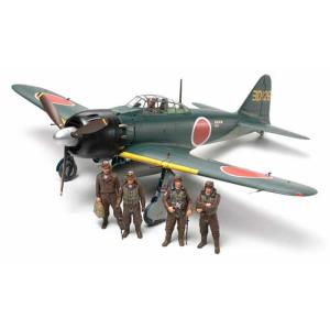タミヤ(61103)1/48 三菱 零式艦上戦闘機五二型/五二型甲