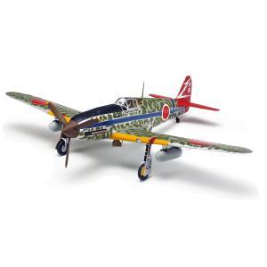 タミヤ 1/48 川崎 三式戦闘機 飛燕 I 型丁