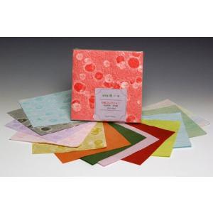 山本富美堂 もみがみ 和紙コレクション 折紙 10cm×10cm 100枚|tanabata-kikuchi