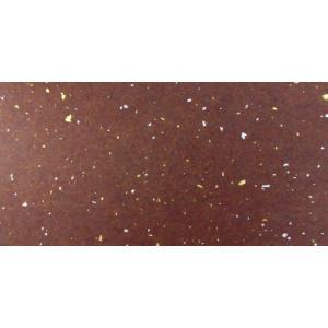 金銀砂子入和紙 こげちゃ色 雲竜なし 全判 1枚|tanabata-kikuchi