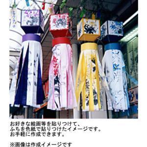 七夕 行燈(あんどん) 24.5cm×24.5cm×24cm 8号|tanabata-kikuchi|03