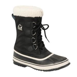 ★SOREL 〔ソレル レディーススノーブーツ〕 Winter Carnival NL1495/011 〔BLACK STONE〕|tanabesp
