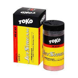 1/23~26 エントリーでP5倍 TOKO トコ ワックス JET-FFパウダー レッド 30g ...