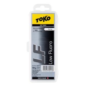 1/14~17 エントリーでP5倍 TOKO トコ ワックス トリブロックLFブラック 120g 固...