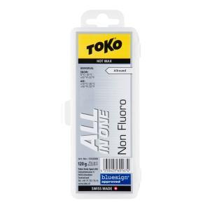 【割引セール中!】TOKO 〔トコ〕 NFオールインワンワックス 120g 固形