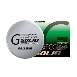 ★GALLIUM〔ガリウムワックス〕 Dr. FCG SOLID 〔ドクターFCGソリッド〕 DR2010 〔10g〕〔z〕|tanabesp