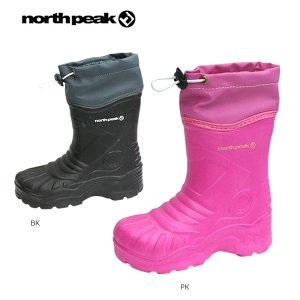 【割引セール中!】north peak〔ノースピーク ジュニア キッズ スノーシューズ〕 JUNIO...
