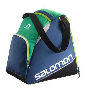 SALOMON〔サロモン ギアバッグ〕<2016>EXTEND GEAR BAG〔MIDNIGHT BLUE/REAL GREEN/GRANNY GREEN〕L37695900|tanabesp