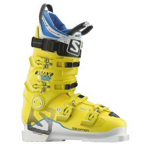 SALOMON〔サロモン スキーブーツ〕<2016>X MAX 130〔white/yellow〕〔z〕