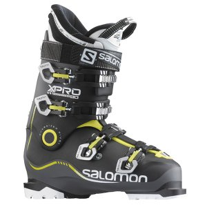 SALOMON〔サロモン スキーブーツ〕<2016>X PRO 90〔anthracite/black/acide green〕〔z〕