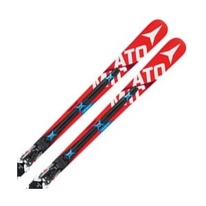 ATOMIC〔アトミック スキー板〕<2016>REDSTER FIS DOUBLEDECK 3.0 GS M + X16 VAR【金具付き・取付料無料】【大型商品】|tanabesp