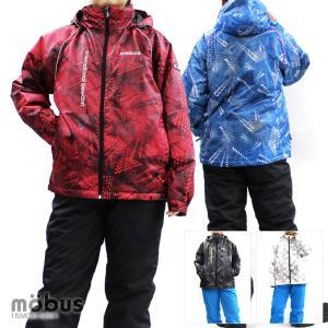 MOBUS 〔モーブス スキーウェア メンズ〕15MOM-5661【上下セット】〔SA〕【MEN】|tanabesp