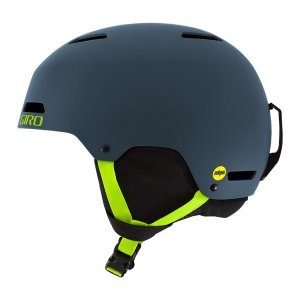 ★GIRO〔ジロ スキーヘルメット〕<2017>LEDGE MIPS〔レッジ ミップス〕/MATTE TURBULENCE〔z〕