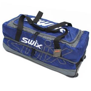 SWIX〔スウィックス キャスター付バッグ〕<2017>SG008JA-700 〔クラムシェルローラーバッグ〕|tanabesp