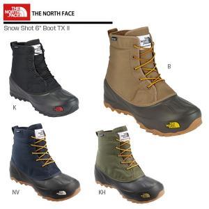 THE NORTH FACE〔ザ・ノースフェイス スノーブーツ〕<2017>Snow Shot 6 Boot TX 2 / NF51564|tanabesp