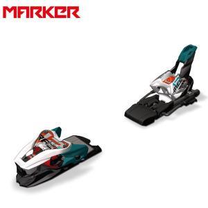 MARKER 〔マーカービンディング〕<2016>XCELL 12 WT/BLK/TEAL〔SA〕 tanabesp