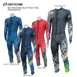 17-18 ON・YO・NE〔オンヨネ GSワンピース〕<2018>GS RACING SUIT〔NOT FIS〕ONO90072|tanabesp