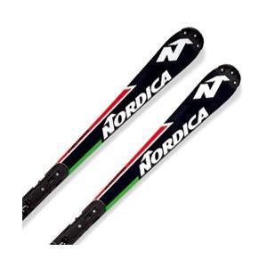 17-18 NORDICA〔ノルディカ スキー板〕<2018>DOBERMANN SL WC PALATE + RACE XCELL 16【金具付き・取付料無料】