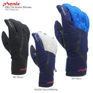 ★PHENIX 〔フェニックス スキーグローブ〕<2018>DELTA Grant Gloves PS778GL33|tanabesp