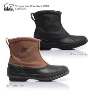 ★SOREL〔ソレル スノーシューズ〕Cheyanne Premium CVS LM5286...