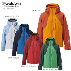 スキー ウェア GOLDWIN ゴールドウィン ジャケット 2020 Tellus Jacket G11922P GORE-TEX 19-20 旧モデル|スキー用品専門タナベスポーツ