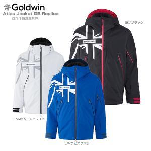 スキー ウェア GOLDWIN ゴールドウィン メンズジャケット 2020 Atlas Jacket GB Replica G11928RP F 19-20 旧モデル|スキー用品専門タナベスポーツ