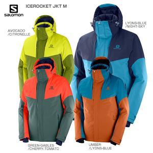 1/14~17 エントリーでP5倍 SALOMON サロモン スキーウェア ジャケット 2020 I...