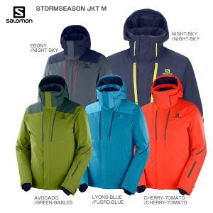 1/14~17 エントリーでP5倍 SALOMON サロモン スキーウェア ジャケット 2020 S...