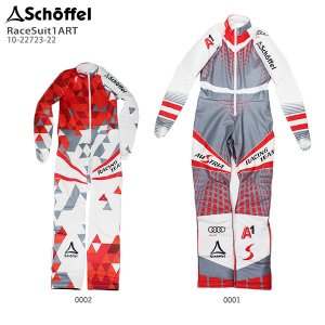 Schoffel〔ショッフェル スキー ワンピース〕<2020>Race Suit1 A RT/10...