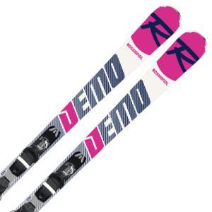 スキー板 ROSSIGNOL ロシニョール 2020 DEMO DELTA XPress2 + XPRESS 11 GW B83 Black Icon ビンディング セット 取付無料 19-20【E】 〔SA〕 スキー用品専門タナベスポーツ