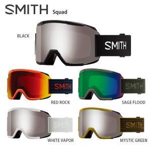 12/4~7は倍倍×P5 ゴーグル SMITH スミス 2020 Squad〔スカッド〕 19-20...