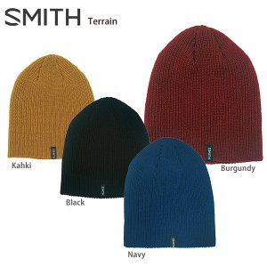 SMITH スミス ニット帽 2020 TERRAIN スキー スノーボード 帽子 19-20 NE...
