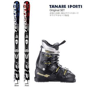 【倍々キャンペーンP5倍】【スキー セット】Swallow Ski〔スワロー スキー板〕<2019>TEDSUN 1 + XPRESS 10 B83 + HELD〔ヘルト スキーブーツ〕KRONOS-55