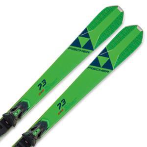 スキー板 FISCHER フィッシャー 2020 RC ONE 73 ALLRIDE + RS 11...