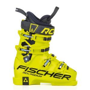 スキーブーツ キッズ FISCHER フィッシャー ジュニア <2021> RC4 PODIUM R...